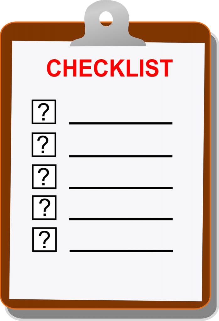DIRECT-MAIL-CHECKLIST